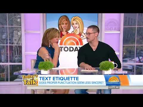 Kathie Lee & Hoda November 17, 2017 : Singers Tim McGraw and Faith Hill;