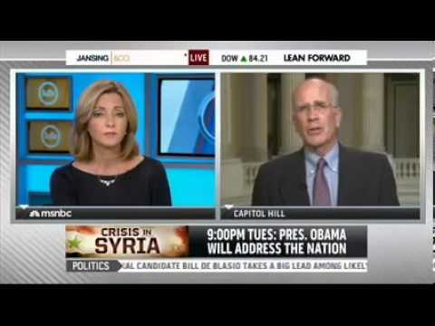 Rep. Peter Welch on MSNBC