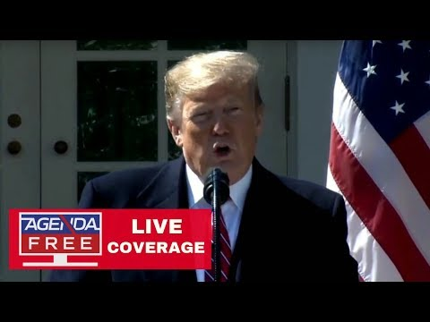 Trump Press Conference - LIVE COVERAGE