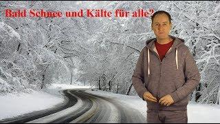 Gibt´s bald Winter-Wetter für ganz Deutschland? Die strenge Kälte rückt näher! (Mod.: Dominik Jung)