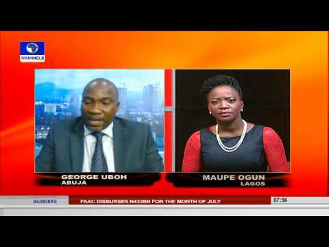 Over 95% Of EFCC Offshore Seizures Never Make It To Nigeria --Whistle Blower - 27/08/15 Pt3