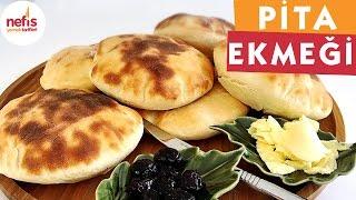Pita Ekmeği - Gobit tarifi -Nefis Yemek Tarifleri