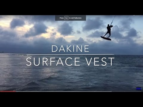 2016 Dakine Surface Vest Information and Overview