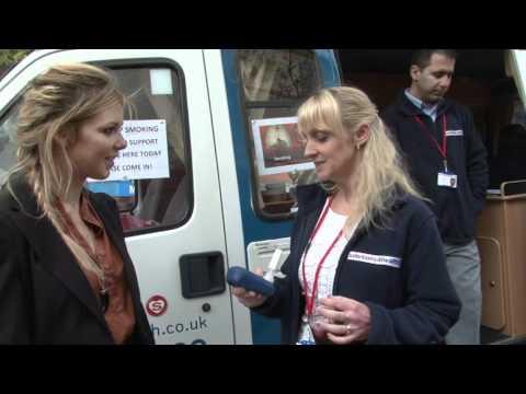 NHS smoking service