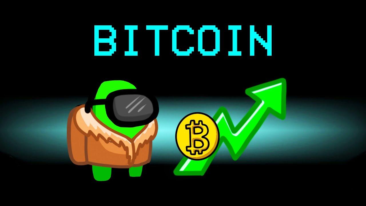 BITCOIN Mod in Among Us! (Crypto Mod)