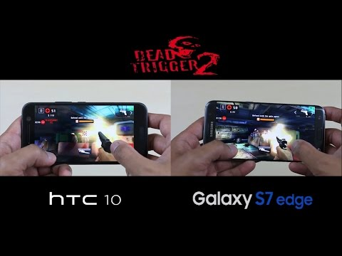 HTC 10 vs Samsung Galaxy S7 Edge (Exynos)