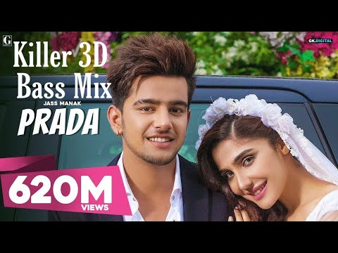 Prada Panjabi Song   Killer 3d Bass Mix   Dj Amit Kaushik 2018 3d Punjab Express