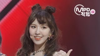 [Fancam] Red Velvet Wendy - Lucky Girl KPOP FANCAMㅣM COUNTDOWN 20160908 EP.492