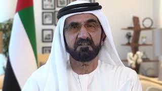 محمد بن راشد يشهد مرئيا عرسا جماعيا لـ100 عريس في خمس مناطق مختلفة