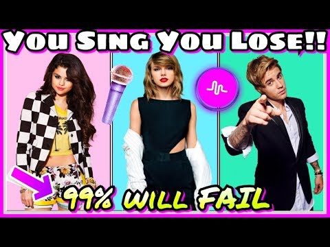Try Not To Sing Along Or Dance Challenge | Top Songs On Musically 2017