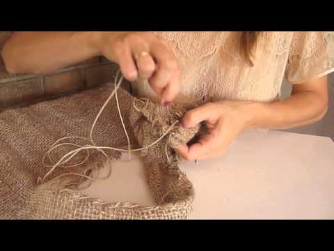 481cdfedd DIY Como hacer un bolso con un saco - YouTube