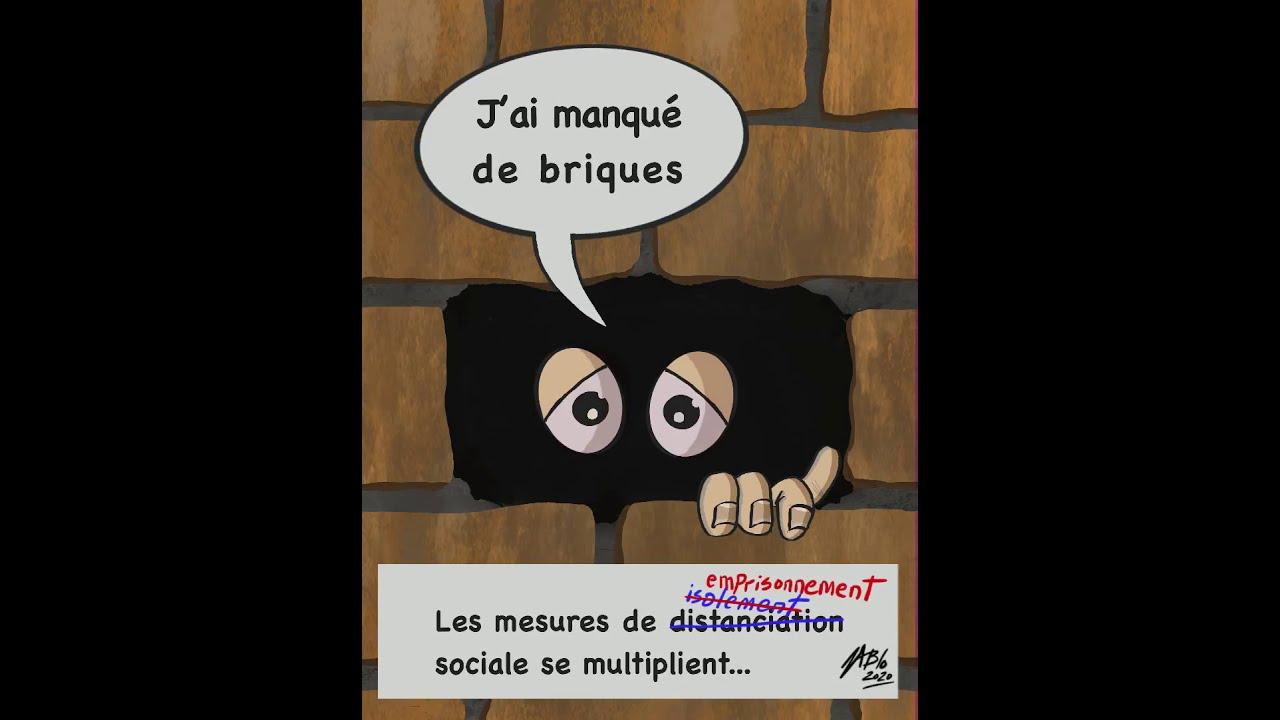 Caricature Pour Le Journal Le Voyageur De Sudbury Youtube