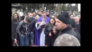 Pohřeb olašského krále Jana Horvátka (16. března 2013 - Prostějov)