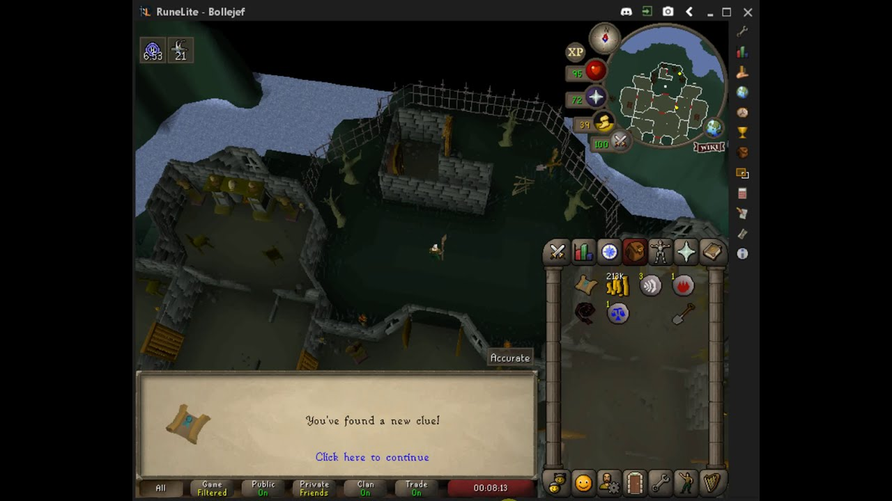 Osrs Clue Scroll Coordinates