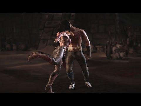 Mortal Kombat X | Mileena Klassic Fatality