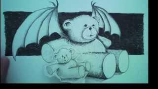 How To Draw A Uni-Bear with Mark Kistler