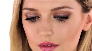 Makeup Look I Did On Rosie Huntington Whiteley Oscars 2014 Vanity Fair By  Monika Blunder