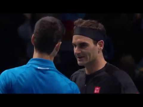 Федерер – Джокович   Итоговый турнир – обзор матча