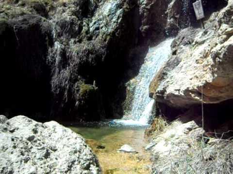 Sitting Bull Waterfall