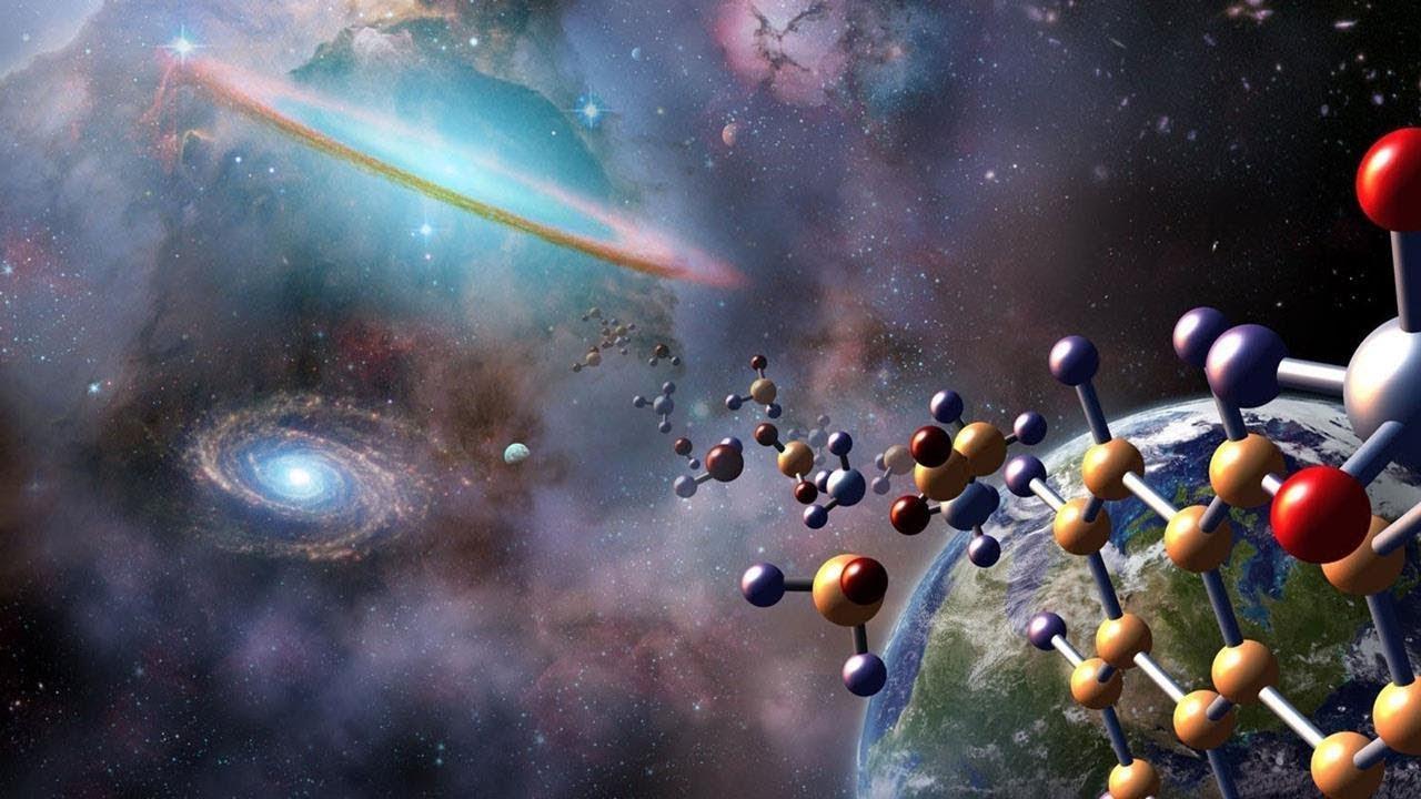 Czy życie na Ziemi pochodzi z kosmosu?