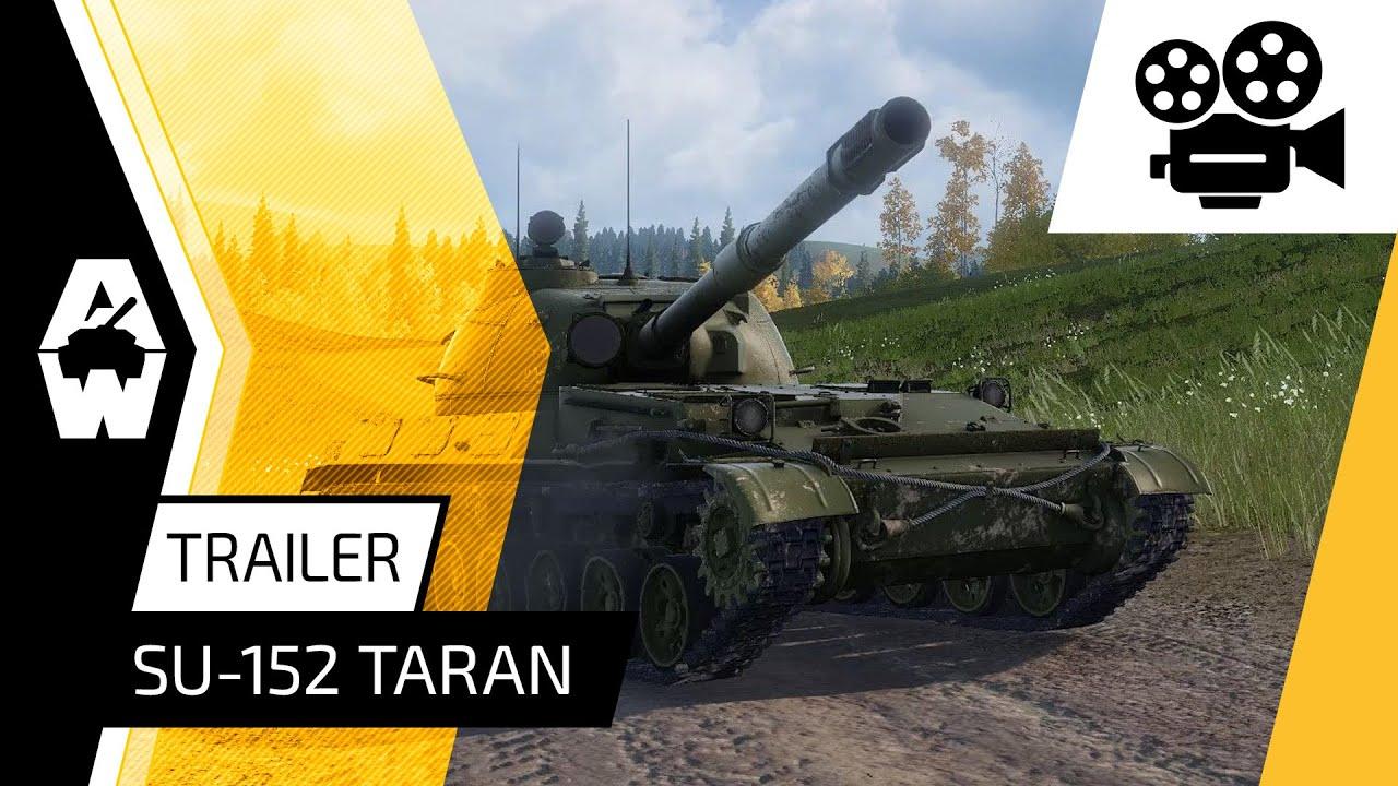 Armored Warfare - SU-152 Taran Trailer