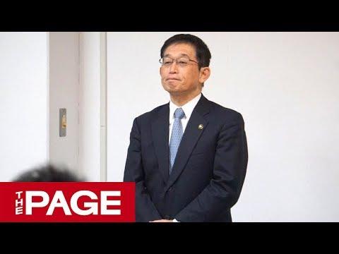 泉・明石市長が辞意表明「リーダーの資質ない」(2)