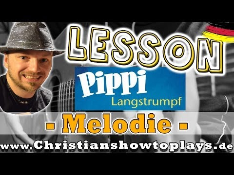How to Play Pippi Langstrumpf