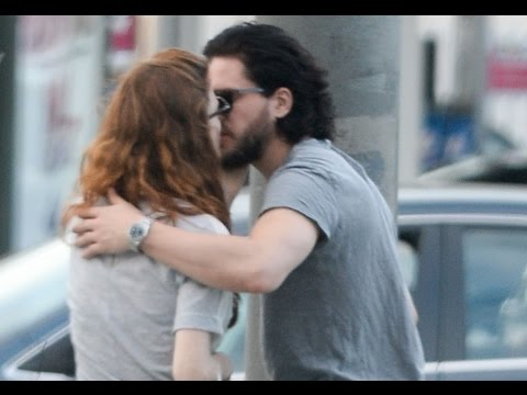 Kit Harington & Rose Leslie - Afinidad (Happy Valentine † s Day)