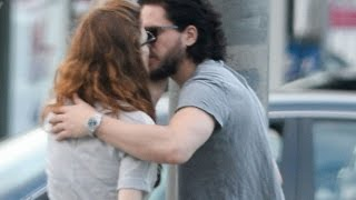 ♥Kit Harington & Rose Leslie♥ - Afinidad (Happy Valentine's Day)