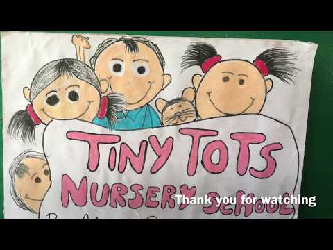 Tiny Tots Nursery School - Annual Day