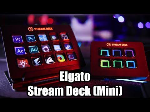 Elgato Stream Deck & Stream Deck Mini Review!