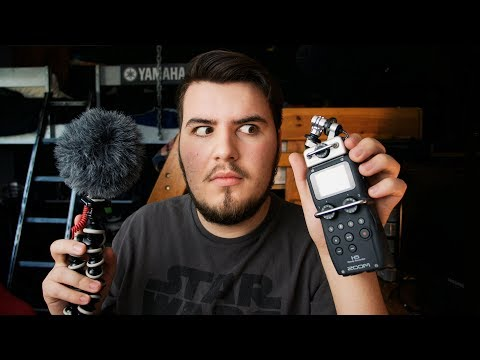 Recording SOUND to Camera vs Audio Recorder - Is there a Difference?