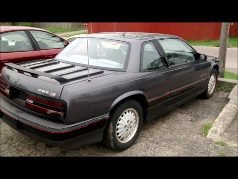 1994 buick regal gran sport (from the archives) 1984 Buick Regal T-Type
