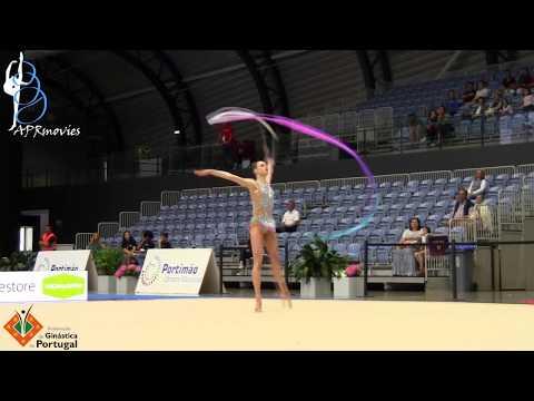 Adelina Beljajeva - EST - Fita (Ribbon) - Junior Final - IT Portimão 2018
