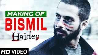 Bismil | Making of Video | Haider | Sukhwinder Singh | Vishal Bhardwaj