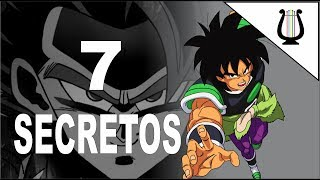 Top 10 Strongest Dragon Ball Super: Broly Characters