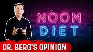 Noom Weight Loss: Dr. Berg's Opinion screenshot 5