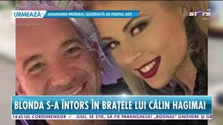 Roxana Nemes, vrajita din nou de fostul iubit! Blonda s-a impacat cu Calin Hagima