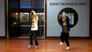 the school gyrls monica parales mo money choreography to chris brown ft tyga make love