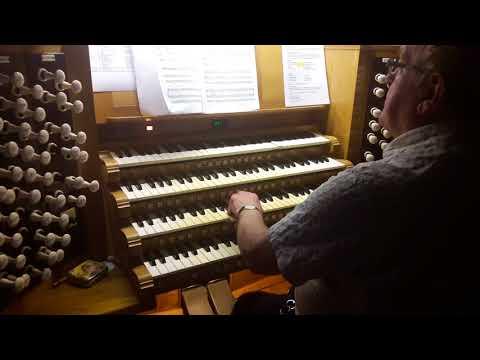 Beverley Minster organ.