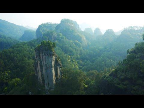 Wuyi Mountain in Fujian province