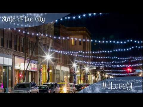 Grand Forks State of the City 2018
