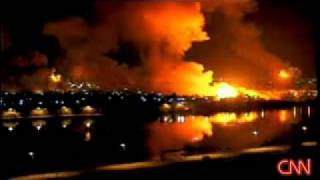 ★ Shock and Awe the initial bombing of baghdad ★