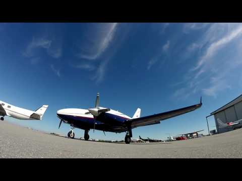 GoProHD | Flying The CEO Of Westernair Ltd | San Andros to Ft Lauderdale Exec