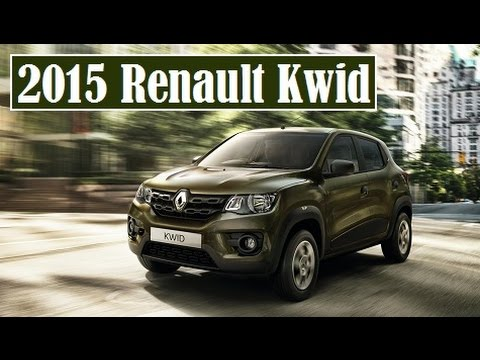 2015 Renault Kwid Price For The Cheapest Kwid Start From 4 200 Or