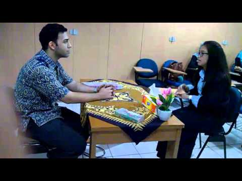 Contoh wawancara kerja Bahasa Inggris (pembukaan) Job Interview Practice