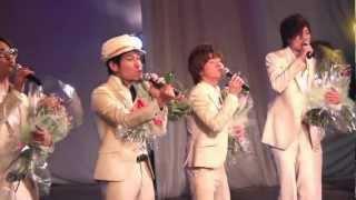 2012年5月25日、モンゴル・ウランバートルのドラマ国立アカデミー劇場に...