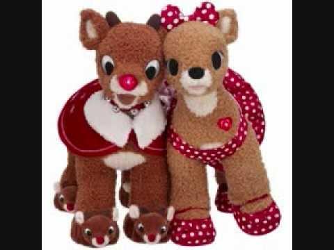 Build a Bear Teddy Rudolf Teddys