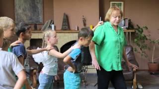 Урок актерского мастерства. Детская театральная студия Pozitiv Studio