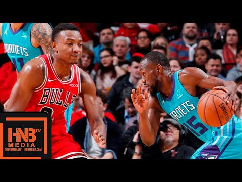 Chicago Bulls vs Charlotte Hornets Full Game Highlights | 10.24.2018, NBA Season